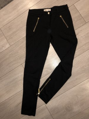 Michael Kors Jeggings negro-color oro