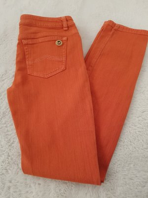 MICHAEL KORS Hose/Jeans, Gr.36, orange, Baumwolle