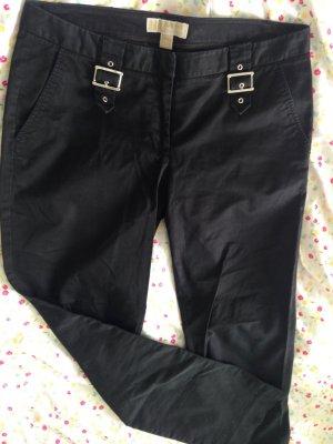 Michael Kors Pantalon en jersey noir coton