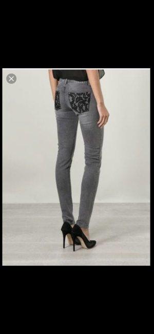 Michael Kors Trousers black-grey
