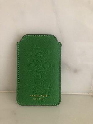 Michael Kors Mobile Phone Case forest green