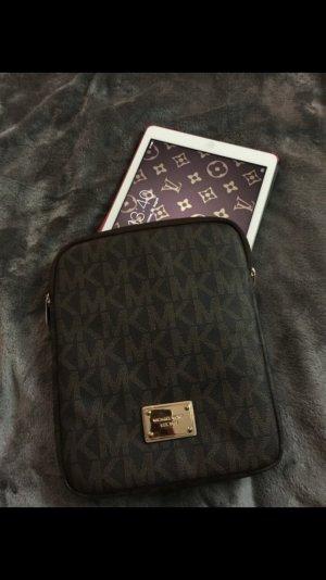 Michael Kors iPad Case Braun
