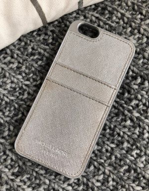 Michael Kors iPhone Cover silber