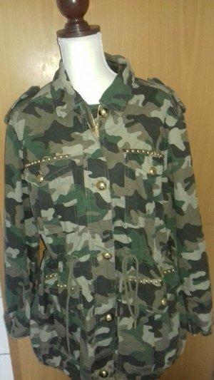 Michael Kors Jacke camouflage Gr.XL neu mit Etikett NP 380 Euro !