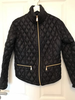 Michael Kors Down Jacket black-gold-colored