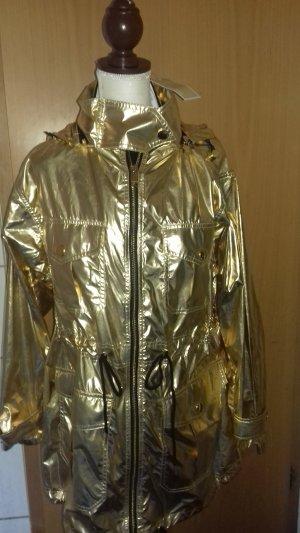 Michael Kors Jacke goldfarben Gr.M neu mit Etikett NP 300 Euro !