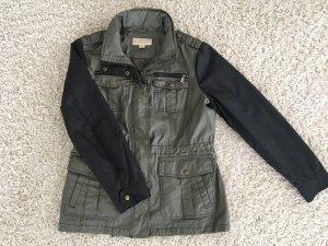 Michael Kors Outdoor Jacket multicolored cotton