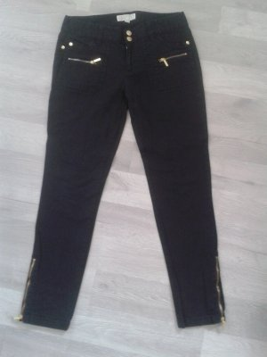 Michael Kors Jeans 7/8, schwarz, Gr. 6