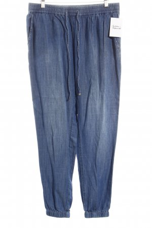 Michael Kors Jeans blau-wollweiß Washed-Optik