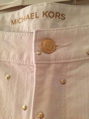 MICHAEL KORS Jeans mit Goldnieten