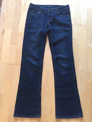 Michael Kors Jeans svasati blu scuro