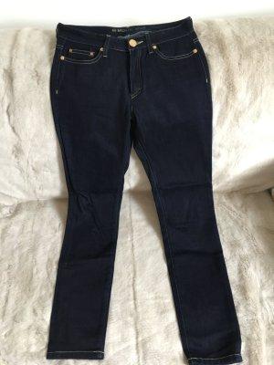 Michael Kors Skinny Jeans blue cotton