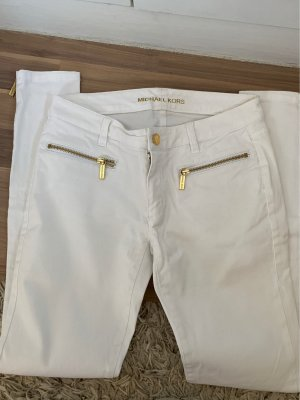 Michael Kors Jeans weiß