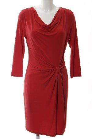 Michael Kors Jerseykleid rot Elegant