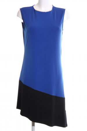 Michael Kors Jerseykleid blau-schwarz Elegant