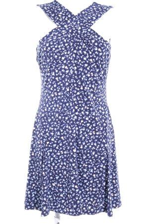 Michael Kors Jerseykleid Blumenmuster Casual-Look