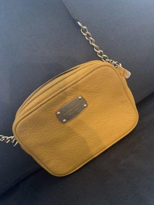 Michael Kors Crossbody bag gold orange