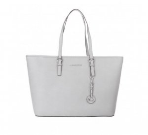 Michael Kors jet set grau