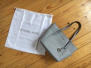 Michael Kors Jet Set Item EW TZ Tote Pearl Grey