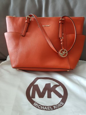 Michael Kors Jet Set Leder Shopper