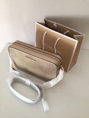Michael Kors Jet Set NEU Pale Gold Tasche Handtasche crossbody