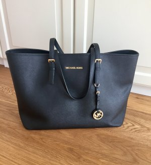 Michael Kors Borsa shopper nero