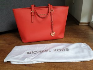 Michael Kors Shopper bright red-red