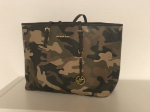 Michael Kors Jet Set Shopper Camouflage LIMITED EDITION
