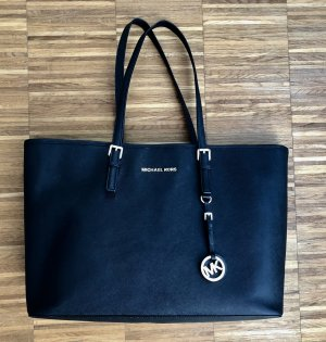 Michael Kors Jet Set Shopper - schwarz