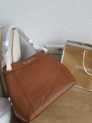Michael Kors Jet Set shopper Tasche braun NEU Leder Original