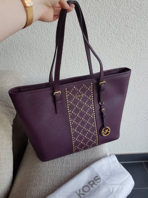 Michael Kors Shopper multicolore cuir