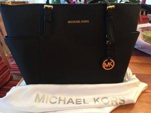 Michael Kors Handbag black imitation leather