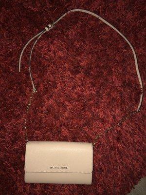 Michael Kors jet set Tasche Crossbody Bag Clutch Np 215€ Kette chain