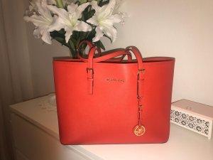 Michael Kors Shopper rouge