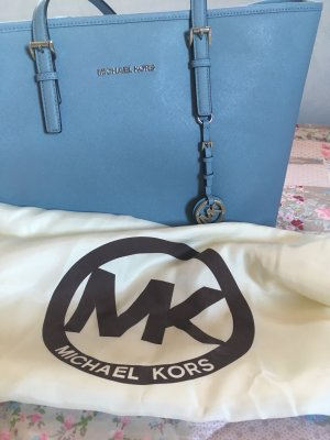 Michael Kors Shopper azuur