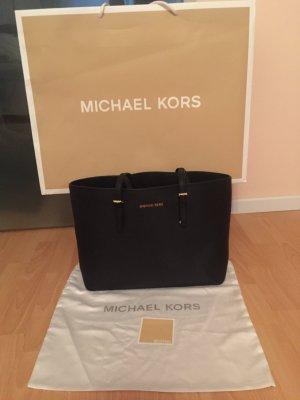 Michael Kors Jet Set Travel Black Schwarz Wie neu