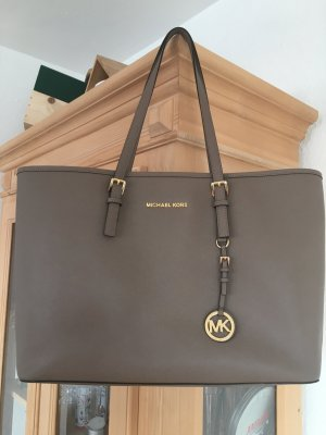 Michael Kors Jet Set Travel Grau Neu