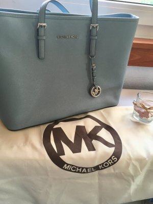 Michael Kors Jet Set Travel hellblau