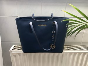 Michael Kors Jet Set Travel Medium Navy