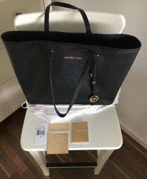 Michael Kors Shopper noir-doré