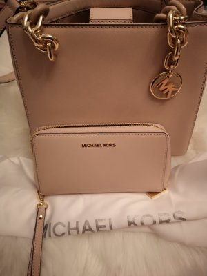 Michael Kors Carry Bag dusky pink-gold-colored