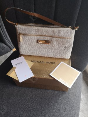 Michael Kors Pochette bianco sporco-crema