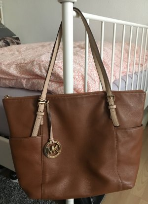 Michael Kors Jet Set Zipper