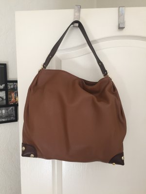 Michael Kors Shoulder Bag bronze-colored-brown