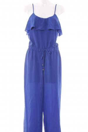 Michael Kors Jumpsuit blau Casual-Look