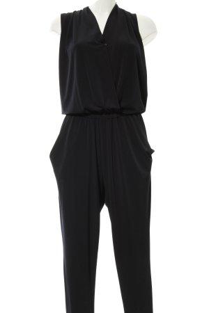 Michael Kors Jumpsuit dunkelblau schlichter Stil