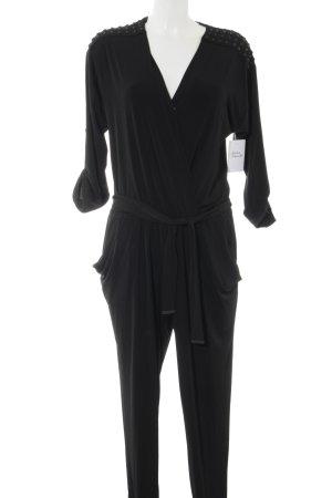 Michael Kors Jumpsuit schwarz Elegant