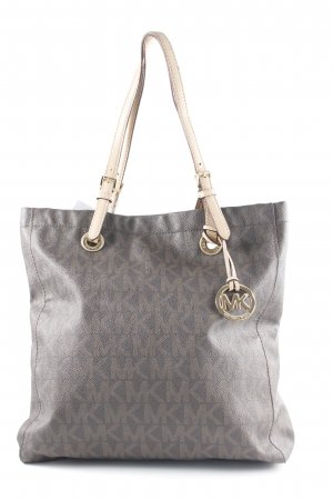 Michael Kors Bolsa de arpillera multicolor look casual