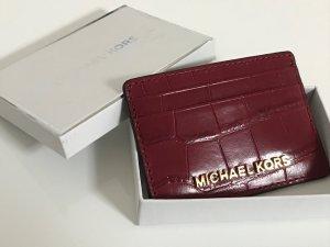 Michael Kors Kartenetui Cherry NEU