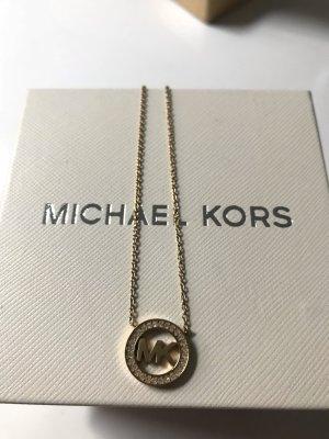 "Michael Kors Kette mit ""MK"" Anhänger"